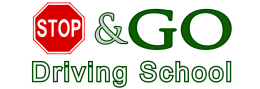 Tucson Stop and Go Driving School Logo